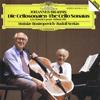 Mstislav Rostropovich / Rudolf Serkin. Deutsche Grammophon 410 510-2. 1982.